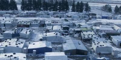 Campos refugiados