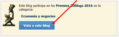 premios 20 blogs Economia