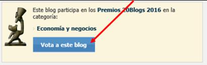 premios 20 blogs Economia