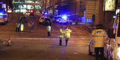 Atentado Manchester
