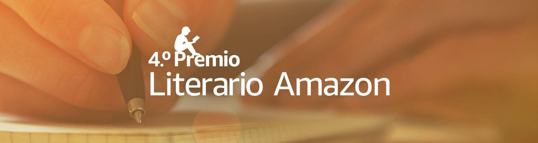 4 premio literario amazon