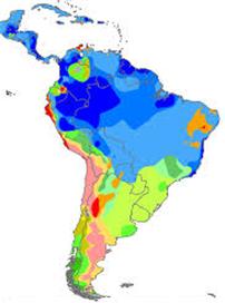 Latinoamerica y el caribe