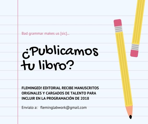 ¿Publicamos tu libro_