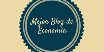 Premio Blogosfera al Mejor Blog de Economia
