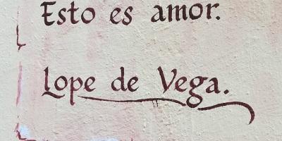Titulo soneto Lope de Vega