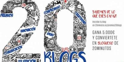 Premios 20Blogs-2018