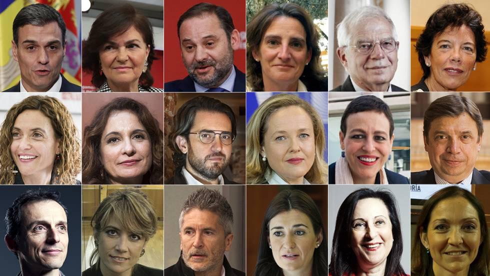 Gobierno España 2018