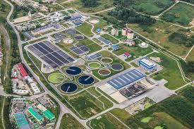 estación depuradora aguas residuales