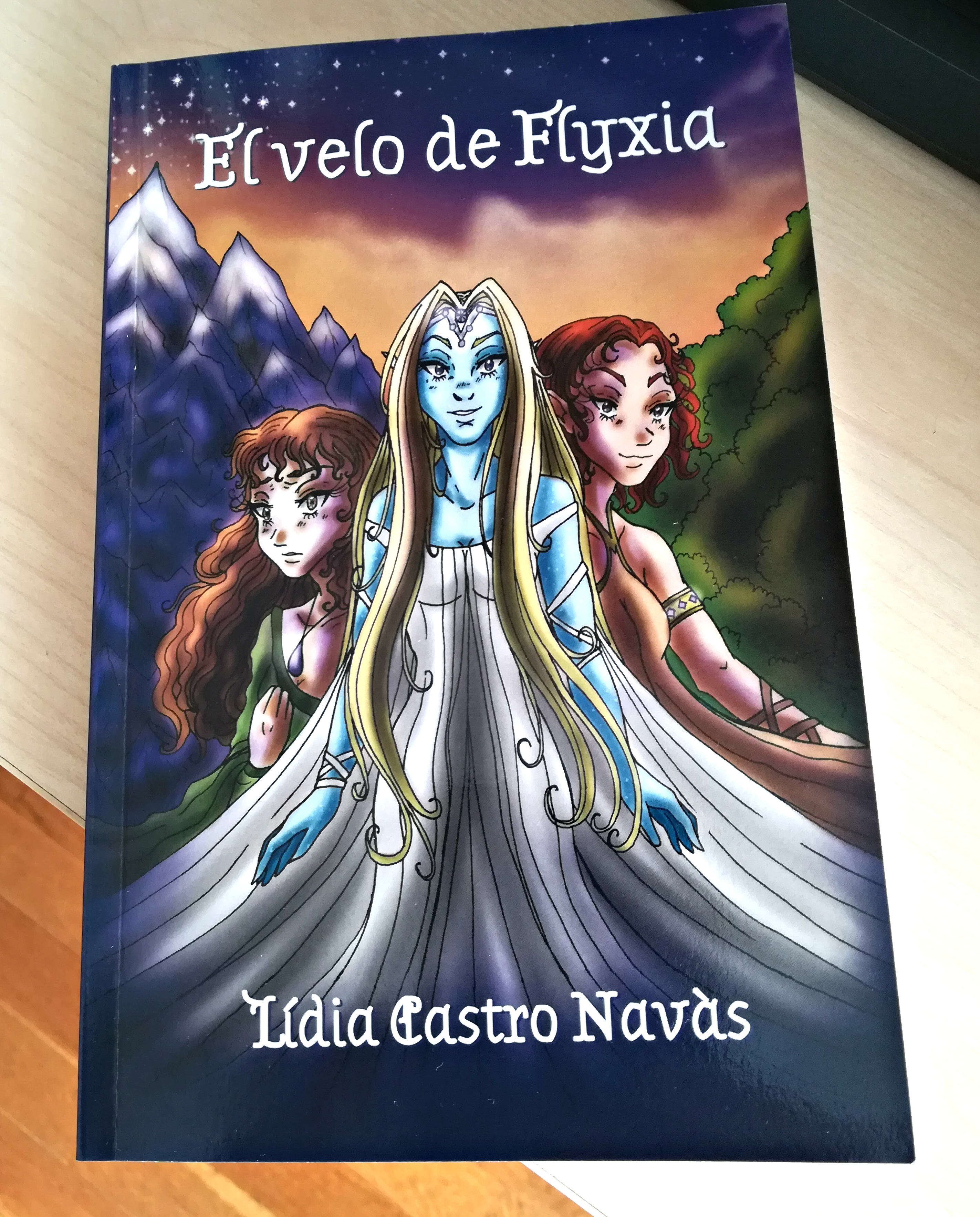 El velo de Flyxia - Lídia Castro