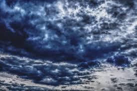 Nubes y sombras