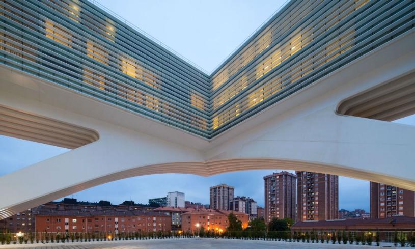 Palacio Exposiciones S Calatrava