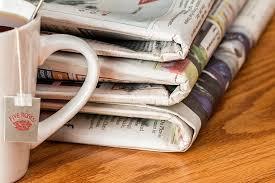 Periódicos impresos papel