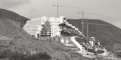 construcción hotel