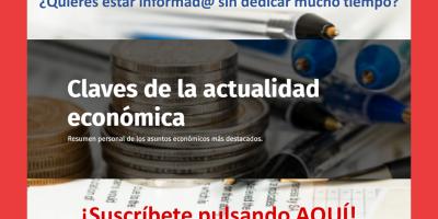 Suscripción a Claves de la Actualidad Económica