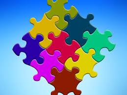 Puzzle colores