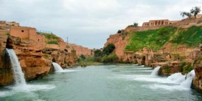 río y desagües