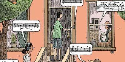 Música en todos lados