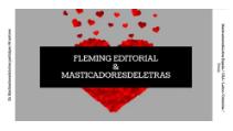 Fleming Editorial + Masticadores de letras