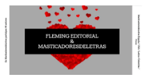 Fleming Editorial + Masticadores de letras