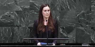 Primera ministra Finlandia