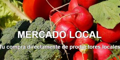 Mercado Local para productores y consumidores