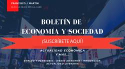 Suscripción ECONOMÍA Y SOCIEDAD
