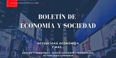 Boletín Economía y sociedad 600x338